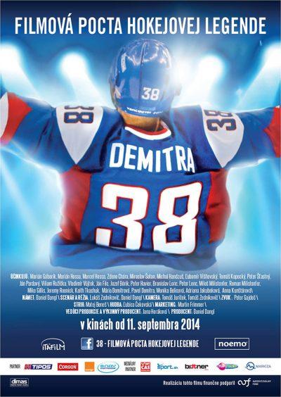 38 – Filmová pocta hokejovej legende (2014)