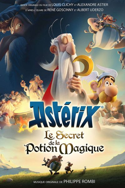 Asterix : The Secret of the Magic Potion (2018)