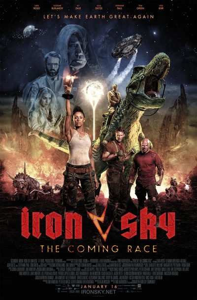 Iron Sky : The Coming Race (2019)