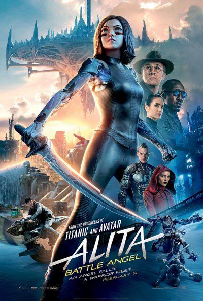 Alita Battle Angel (2019)