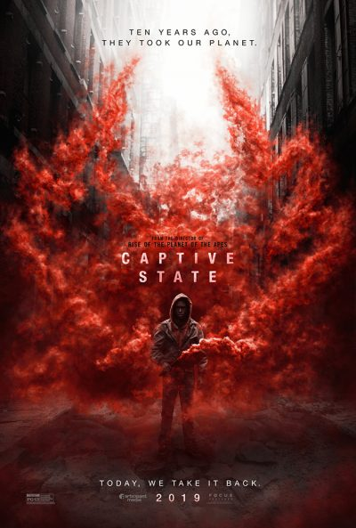 Captive State (2019)