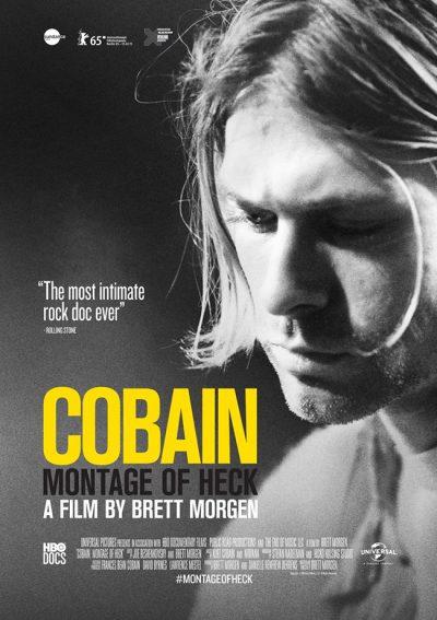Kurt Cobain : Montage of Heck (2015)