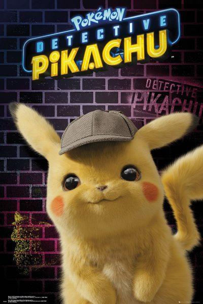 Pokémon : Detective Pikachu (2019)